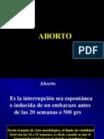 ABORTO ESPONTANEO 1