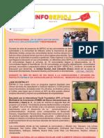Info Sepicj Mayo 2010