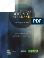 Politicas Docentes No BRASIL