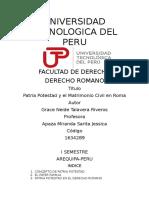 Monografia Derecho Romano-1er Cap.