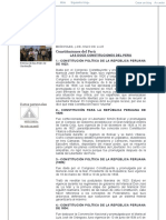 Datanet_ Constituciones Del Perú