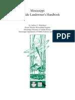 Streamside Landowner's Handbook