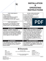 Dometic DMR DMC Refrigerators Manual Web 29111