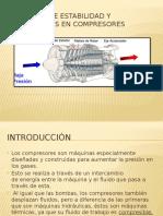 Control de Estabilidad en Compresores Axiales