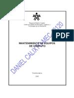Evidencia 051-50 Fallas Mas Comunes en Crt
