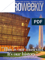 Metro Weekly - 09-22-16 - Smithsonian National Museum of African American History & Culture