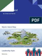 island scenario presentation