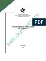 Evidencia 052-Procedimiento y Reparacion Crt