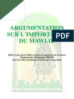 Argumentation Mawlid