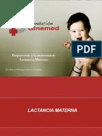 Lactancia Materna y Artificial