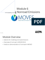 MOVES Users Guide Module 6