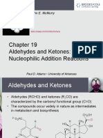 Aldehyde and Ketones McMurry