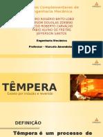TEMPERA - Trabalho Topicos de Engenharia