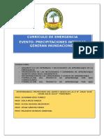 Currículo de Emergencia