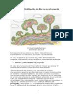 La distribuciòn de tierras en el acuerdo con las  farc - Enrique Posada Restrepo