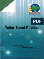 Taller de Salud Publica, Vii Lts.