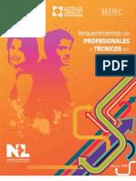 Estudio del Mercado Laboral 2008