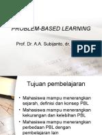 2 Konsep Problem Based Learning
