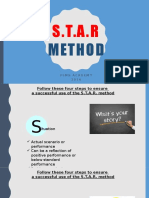 s.t.a.r Approach Material for Wn