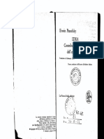 Panofsky E.-idea.contributo Alla Storia Dell'Estetica