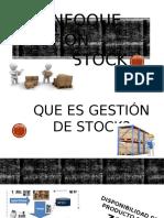 Enfoque Gestión Stock
