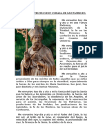 Oracion de Proteccion Coraza de San Patricio