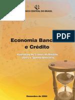 Economia Bancaria e Credito