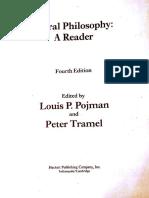 Moral Philosophy, Pojman & Tramel 4e pp.60-68