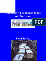 Food Safety & Foodborne Illness