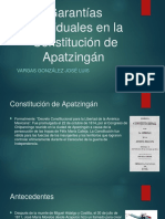 Derechos Humanos en La Constitucion de Apatzingan