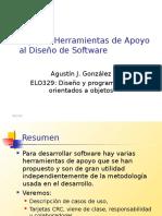 Algunas Herramientas de Apoyo al Diseño de Software.ppt