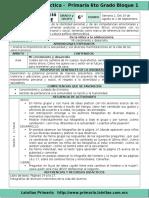Plan 6to Grado - Bloque 1 Formación C y E (2016-2017).Doc