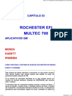 Capitulo 53 Monza,Ipanema,Kadett