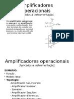Amplificadores Operacionais Slide
