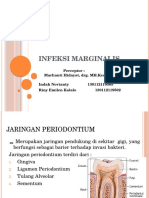 Infeksi Marginalis