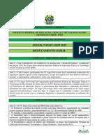 Regulamento Intercampi 2015 - Versão Final