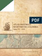 Atlas Histórico Marítimo de Colombia Siglos 16a18