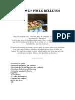 Muslos de Pollo Rellenos1