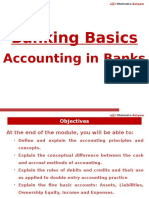 Accounting in Banks