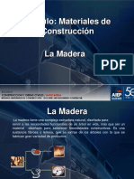 2°Unidad CATEDRA LA MADERA II