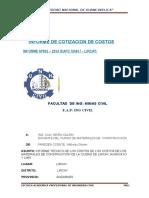Informe de Estudios Costos...Wpcc