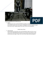 Progress Report 1 (Chassis)