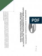 Enero 2015 III Informe Cuatrimestral