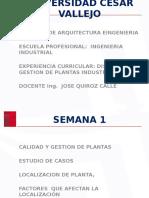 Ppt 1 Diseño y Gestion de Plantas 2015-II