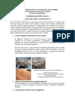 Caso Clínico, Micosis Subcutáneas