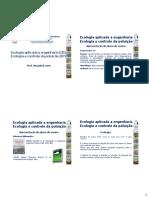 Aulas 1 e 2 Conceitos Basicos Da Ecologia 2016-2