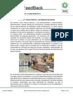 Tema 5 Ejercicio Feedback gestion de calidad