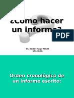 Cmo Hacer Un Informe 16