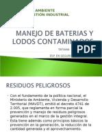 Baterias y Lodos[1]