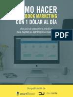 eBook SmartBeemo Cómo Hacer Facebook Marketing Con 1 Dólar Al Día